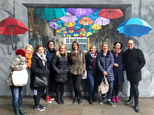 FAM Trip London - März 2019